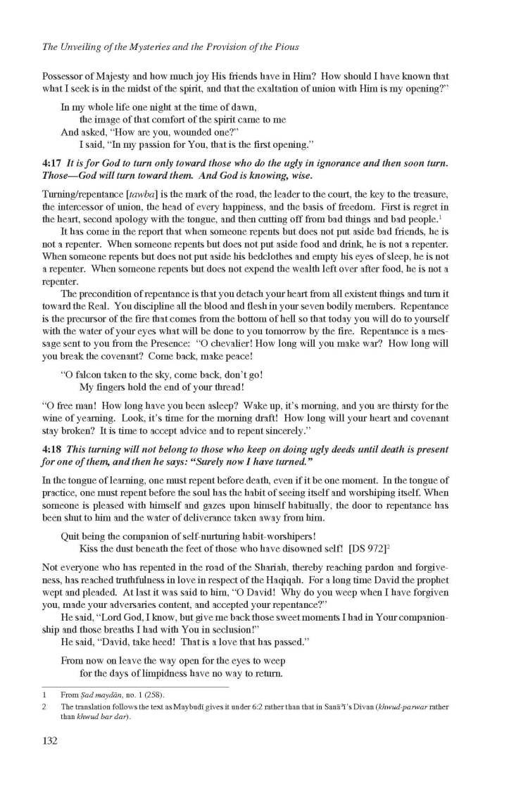 Kashf al-Israr wa 'Eddat al-Abrar by Khwaja Abdullah Ansari_Page_152